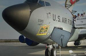 KC135 Crew Door
